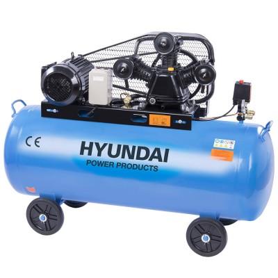 Hyundai HYD-100L/V3, 10bar, 240V/3000W Olajos Kompresszor