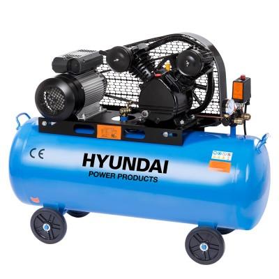 Hyundai HYD-100L/V2, 8bar, 240V/2200W Olajos Kompresszor