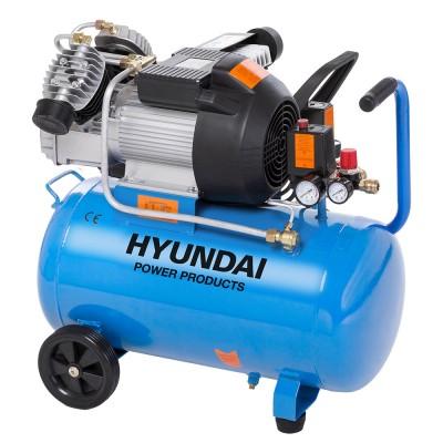 Hyundai HYD-50L/V2, 10bar 2200W Olajos Kompresszor