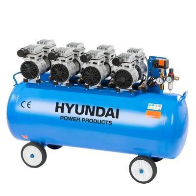 Hyundai HYD-200F,8bar Csendes Olajmentes Kompresszor
