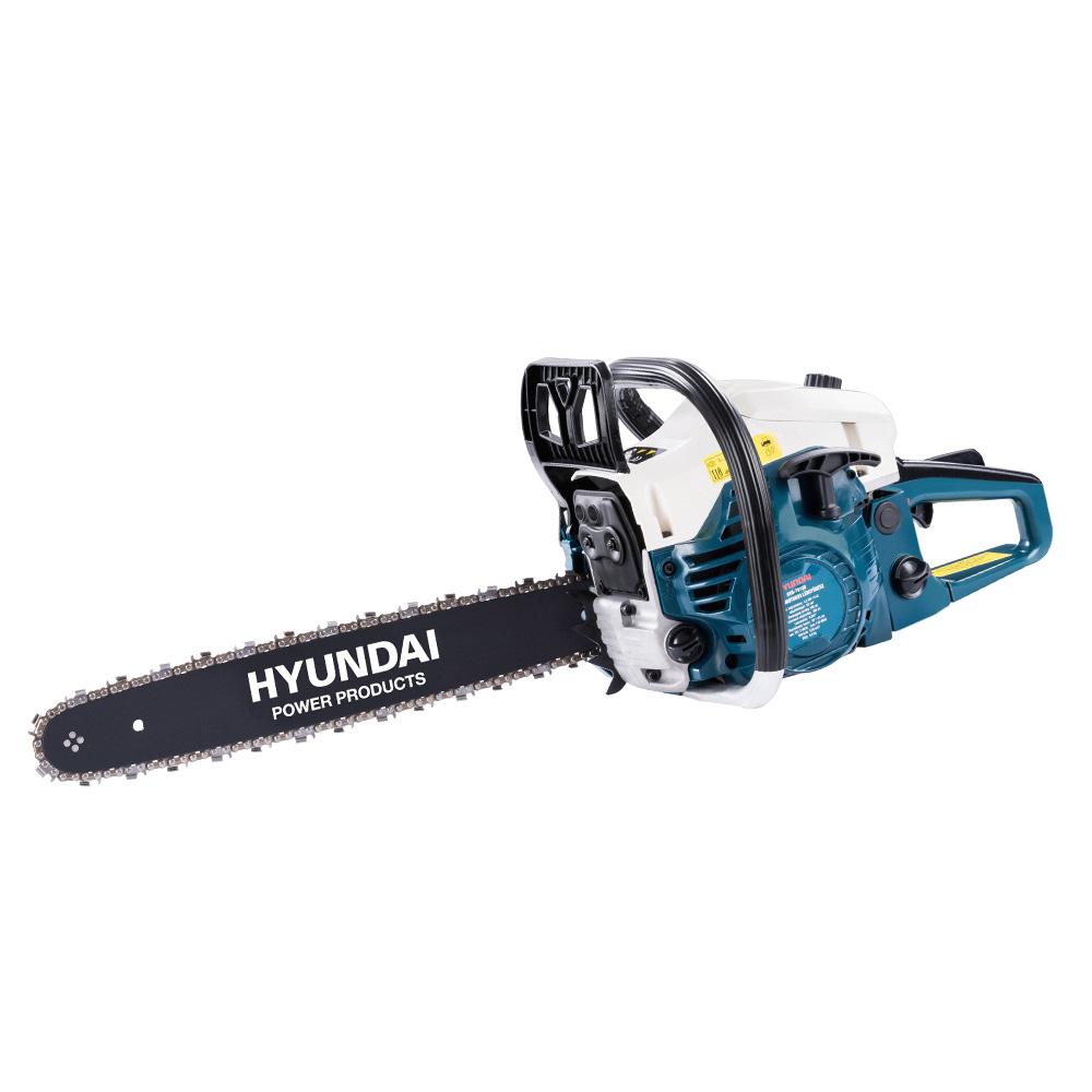 Hyundai Hyd-7018B Benzines Láncfűrész 52 cm3