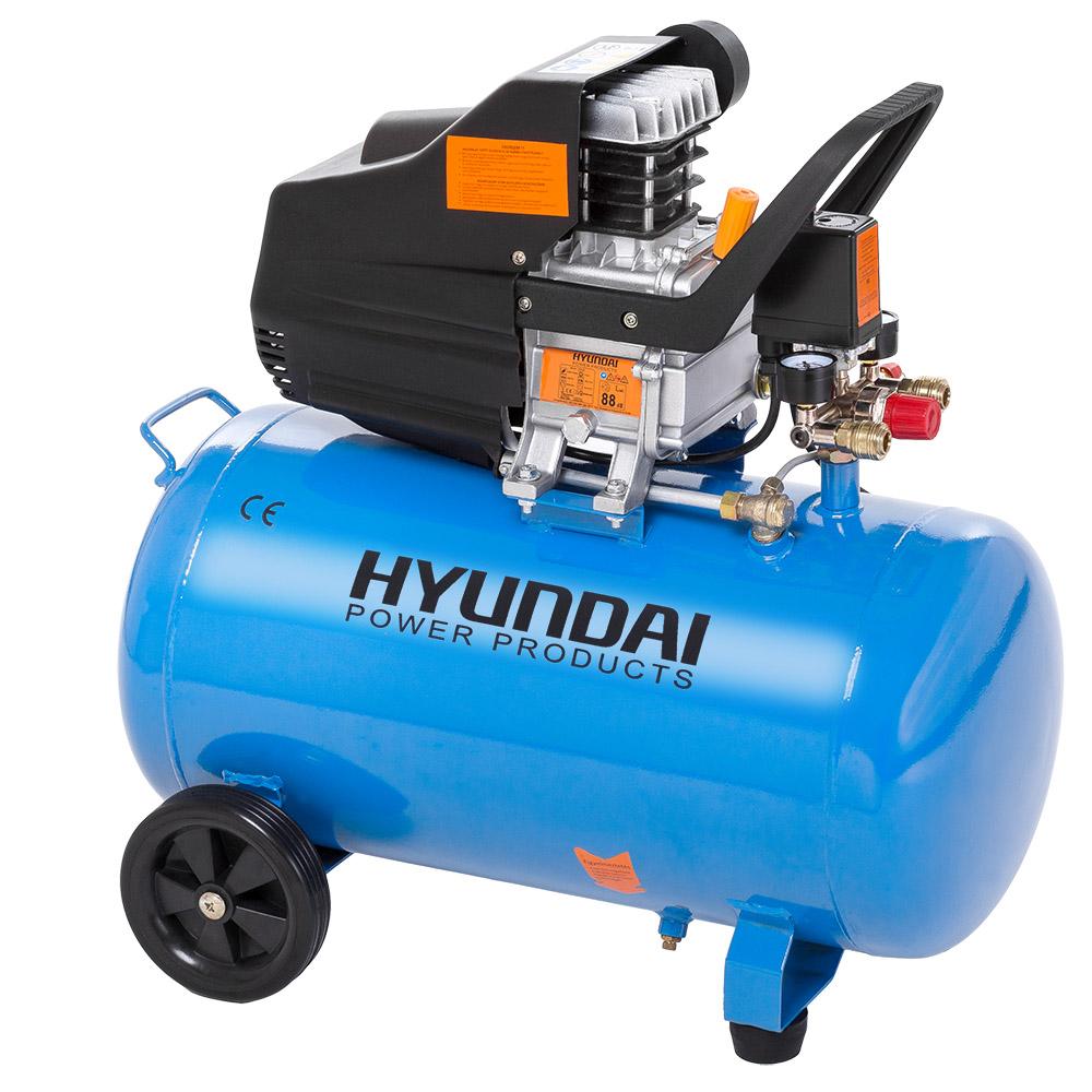 Hyundai HYD-50, 1500W 8bar, Olajos Kompresszor